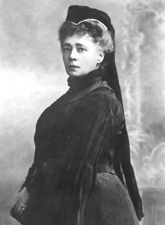 Bertha von Suttner, 1906