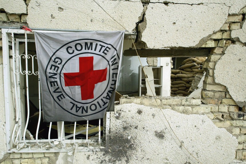 IRAQ-ICRC-CONFLICT-RELIEF-LAW-ANNIVERSARY