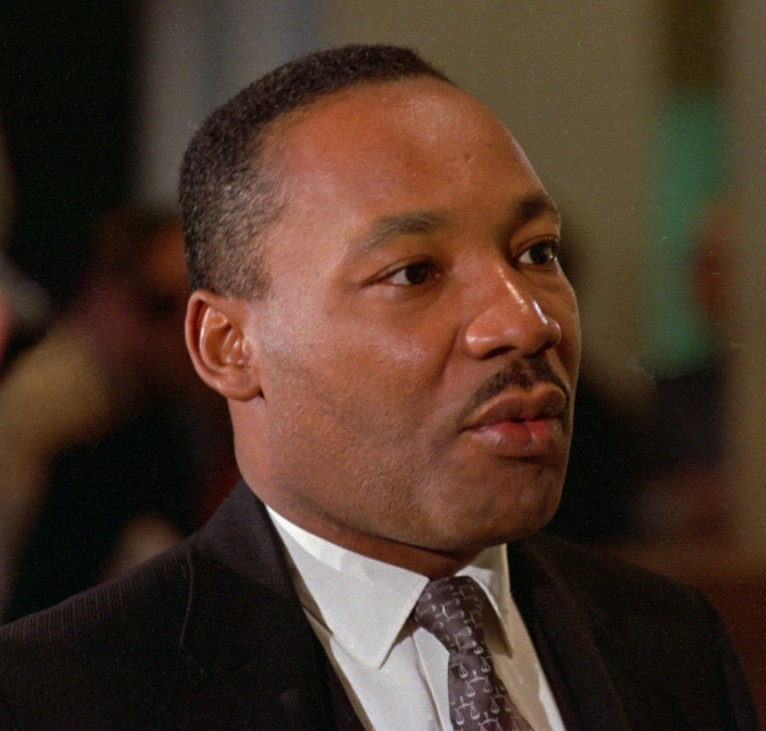 Martin Luther King, 1966