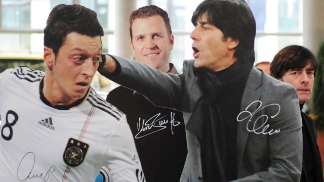Nationalmannschaft Deutschland - Pk