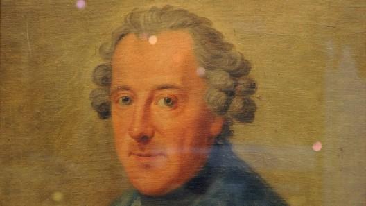 Gemälde von Friedrich der Große wird versteigert