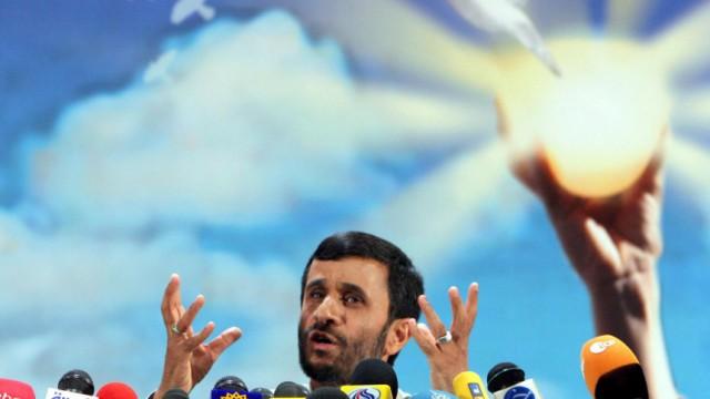 Jahresrückblick - Ahmadinedschad