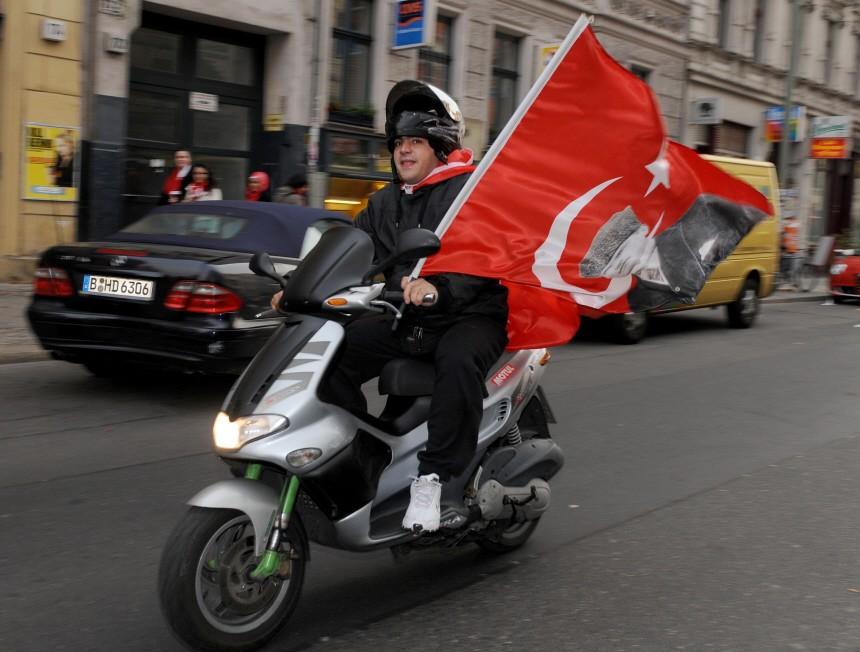 Feiern in Kreuzberg