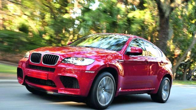 BMW X6 M: BMW X6 M: keiner, der seine Kraft versteckt