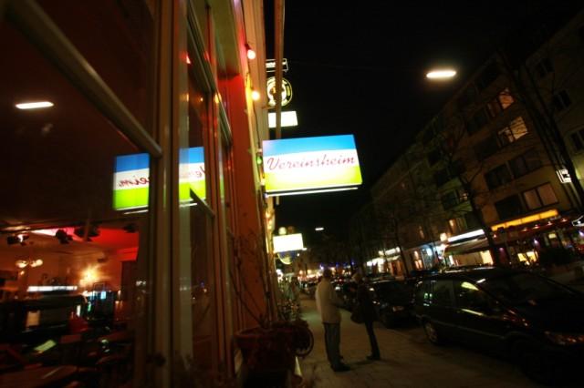 Schwabing bei Nacht, 2010