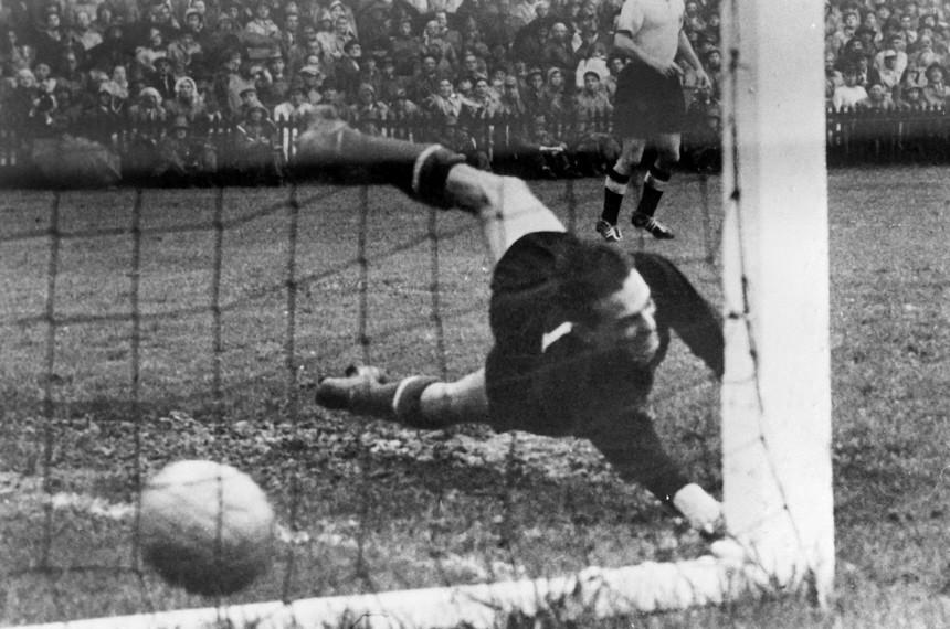 Fußball-WM '54: Rahn-Endspieltor zum 3:2