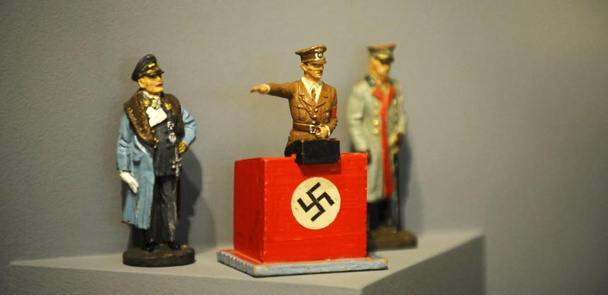 Erste Ausstellung zur Wirkung Hitlers