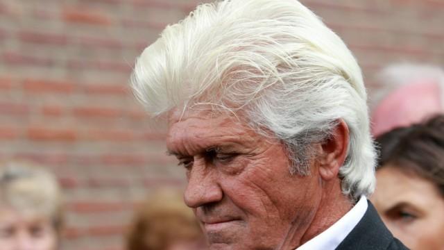 Funeral Service Held For Karl-Heinz Wildmoser