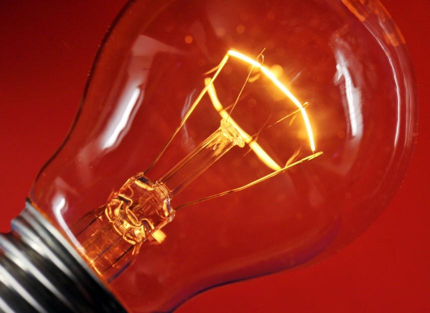 Glühlampe wird 130 Jahre alt