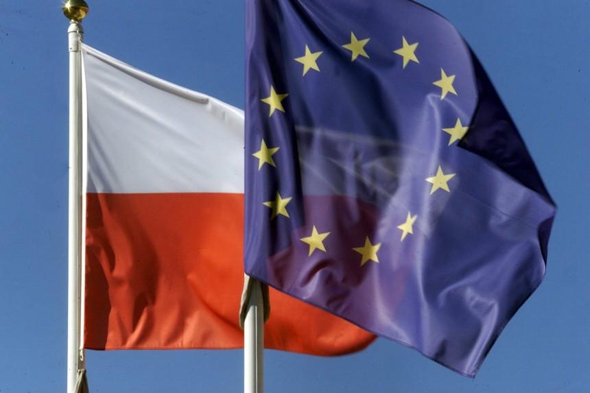Polen vor dem Beitritt in die Europaeische Union