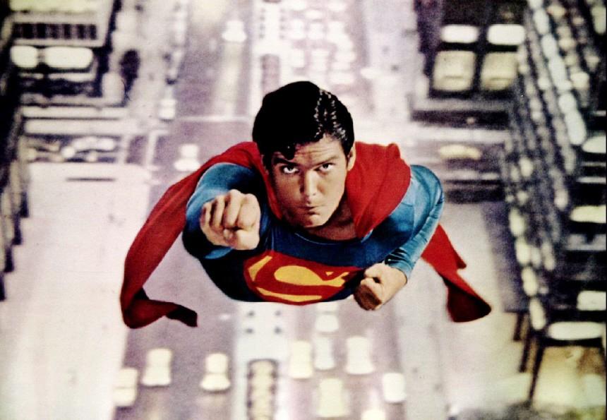 Christopher Reeve, Clark Kent, Superman, Gillette
