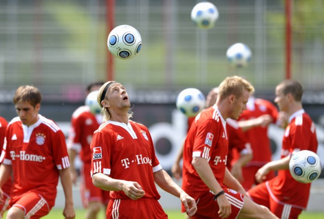 Trainingsauftakt FC Bayern Muenchen