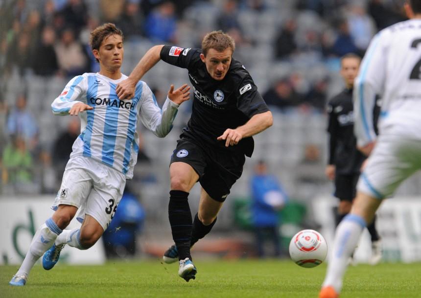 TSV 1860 München - Arminia Bielefeld