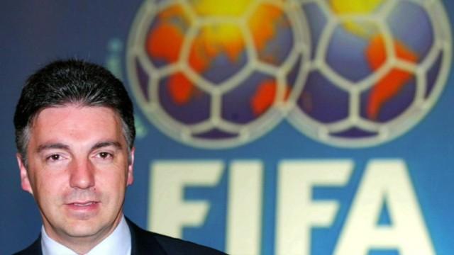 Fußball: Korruption bei der Fifa: Der frühere Fifa-Generalsekretär Michel Zen-Ruffinen nannte gegenüber verdeckt recherchierenden Reportern die Namen möglicherweise bestechlicher Fifa-Funktionäre.
