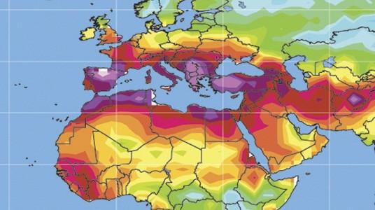 Trockenheit, Dürre Klimawandel, Erderwärmung