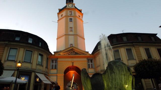 Ansbach - Bürgerbegehren wegen Lichtbalken
