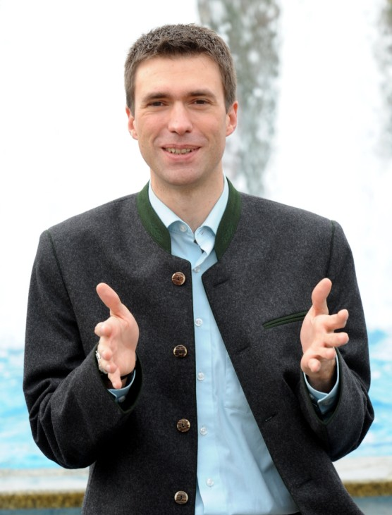 Landesvorsitzende der Jungen Union Bayern, Stefan Müller, MdB