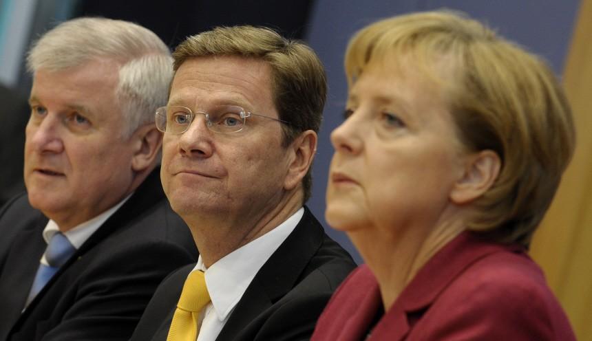 Ein Jahr schwarz-gelbe Koalition