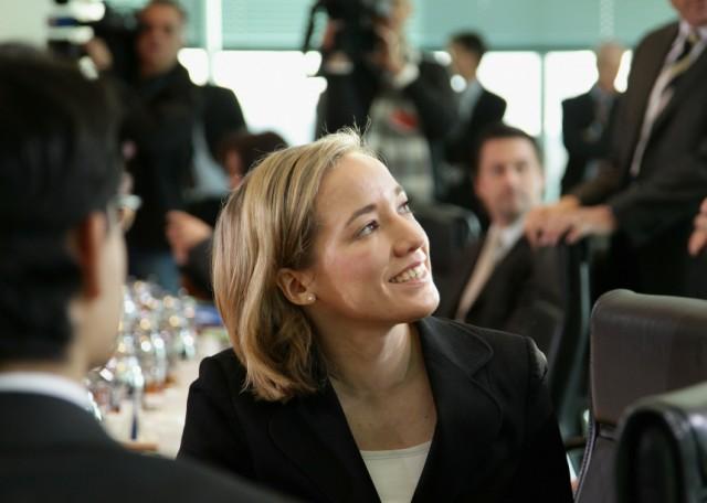 German Weekly Cabinet Meeting