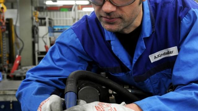 BMW plant emissionsfreie Gießerei in Landshut