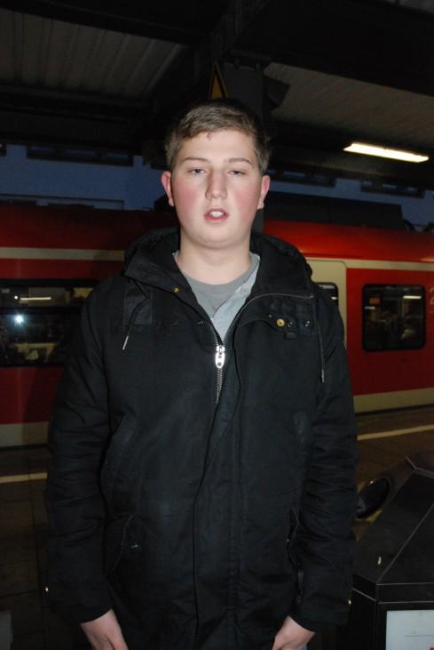 Zug-Streik München Umfrage Ostbahnhof