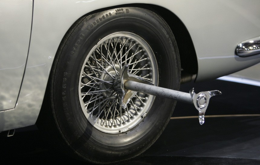 James-Bond-Auto wird versteigert