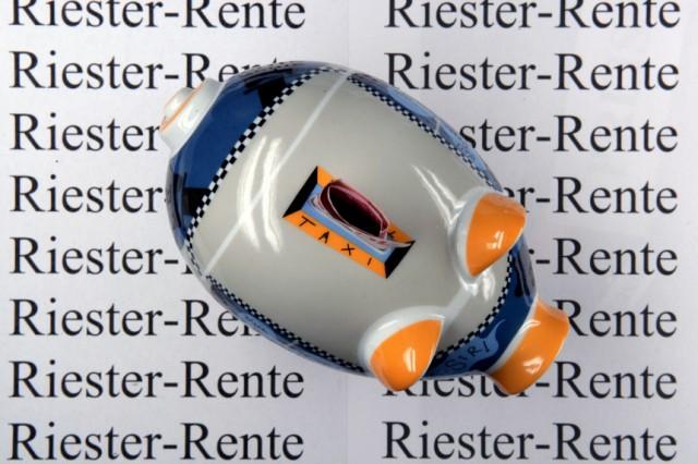 Riester-Rente könnte für Millionen zum Flop werden