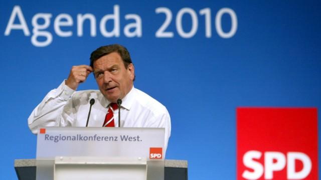Gerhard Schröder wird 65