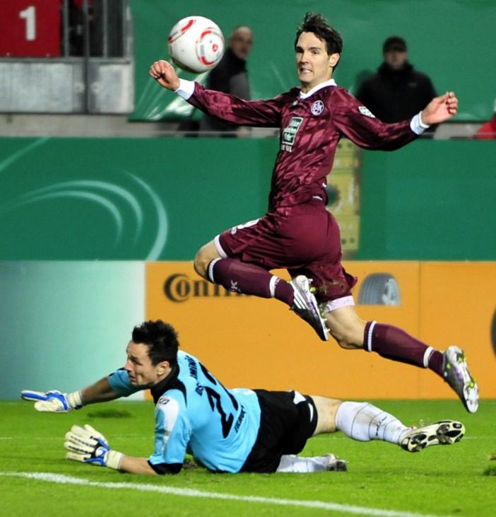 1. FC Kaiserslautern - DSC Arminia Bielefeld