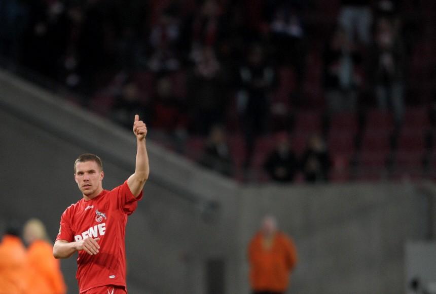 DFB-Pokal - 1. FC Köln - 1860 München