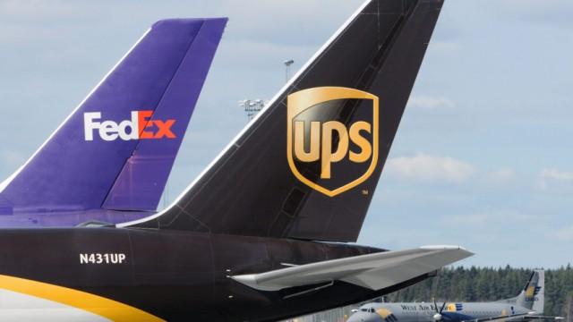 Verdächtige Pakete in US-Luftfracht