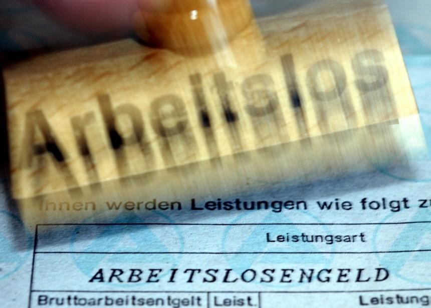 Zu CDU-Parteitag - Feature Arbeitslosengeld