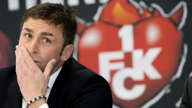 Stefan Kuntz neuer Vorstandsvorsitzender beim 1. FC Kaiserslautern