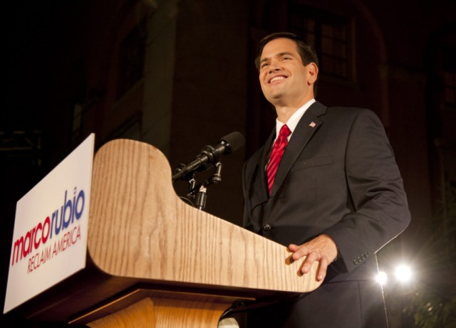 Wahlen in den USA - Florida - Marco Rubio