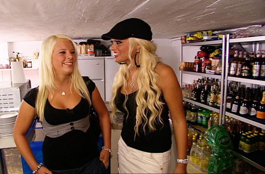 Daniela Katzenberger Jenny Katzenberger VOX Natürlich Blond
