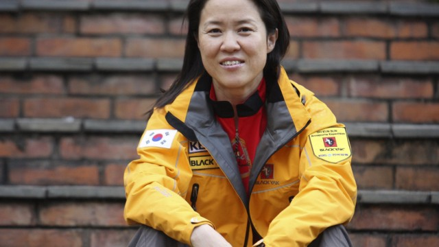 To match Reuters Life! NEPAL-KOREA/CLIMBING