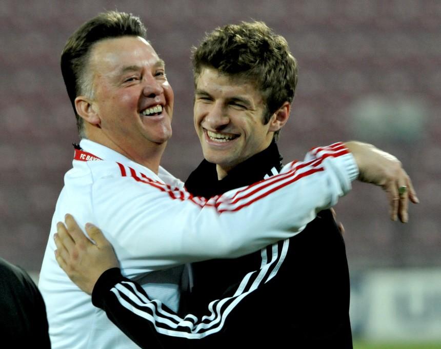 Champions League - Abschlusstraining FC Bayern München