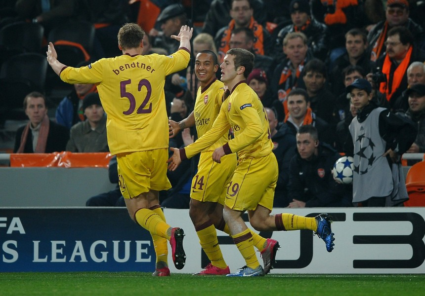 FC Shakhtar Donetsk v Arsenal - UEFA Champions League