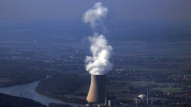 Atomkradtwerk Isar I  Ohu / Luftbild