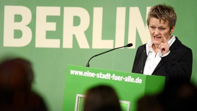 Mitgliederabend der Berliner Grünen - Künast