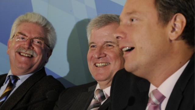 Klausurtagung des bayerischen Kabinetts