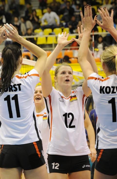 Volleyball-WM - Deutschland - Kuba