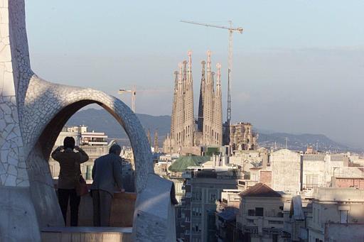 Barcelona Spanien Städtereise Städtetipps Sagrada Familia