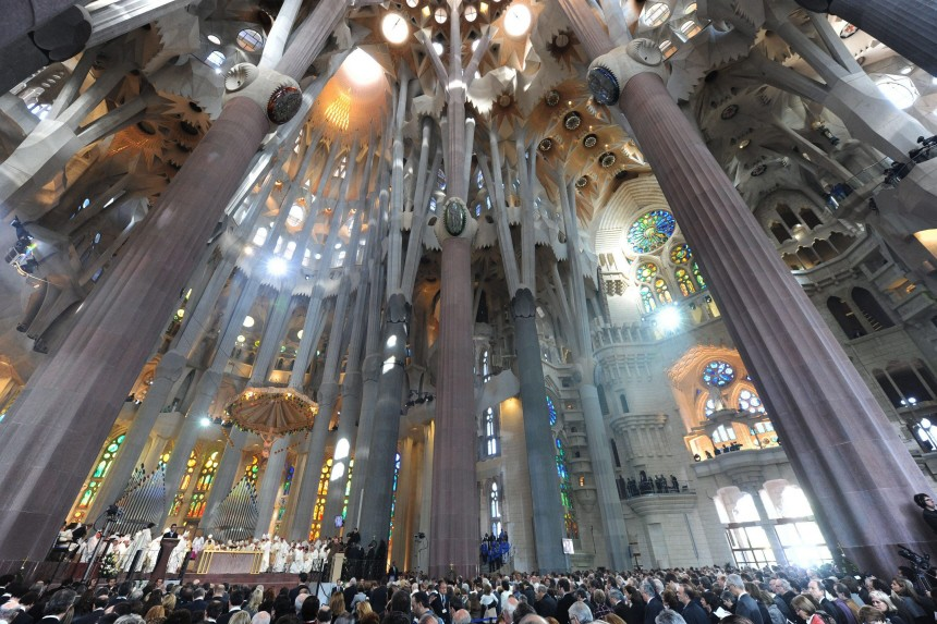 Papst in Spanien