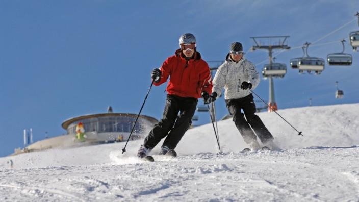 Schussfahrten und Schießtraining: Skiurlaub am Kronplatz