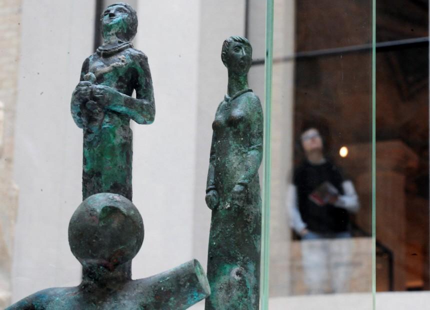 Pressekonferenz zu verschollen geglaubten Werken 'Entarteter Kunst'