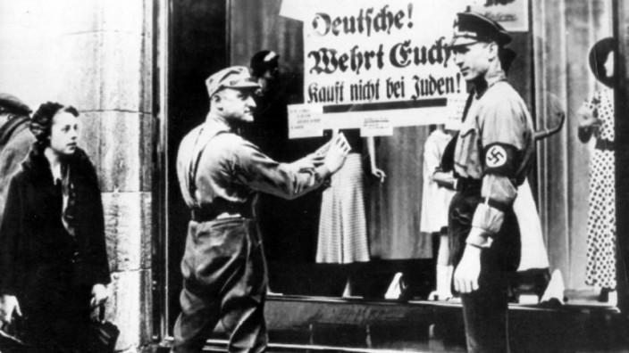 Reichspogromnacht -Judenverfolgung