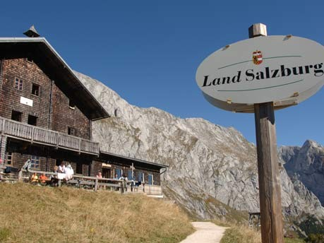 Touren in den Alpen: Die schönsten Hütten, Herbke