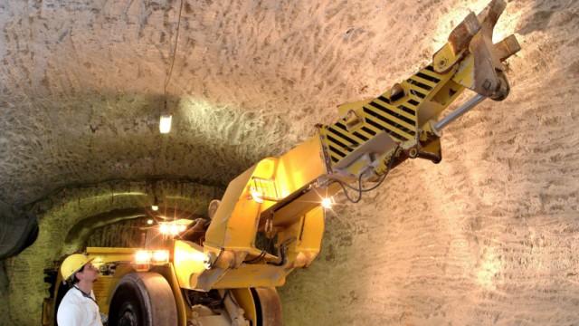 Erkundung Bergwerk Gorleben