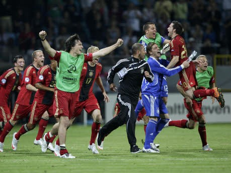 fußball u 21 europameisterschaft finale deutschland england